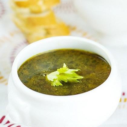 Recipe For Patty's Mom's Black Bean Soup
