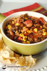 Taco Soup IV Recipe