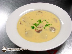 Cream of Beer Soup recipe