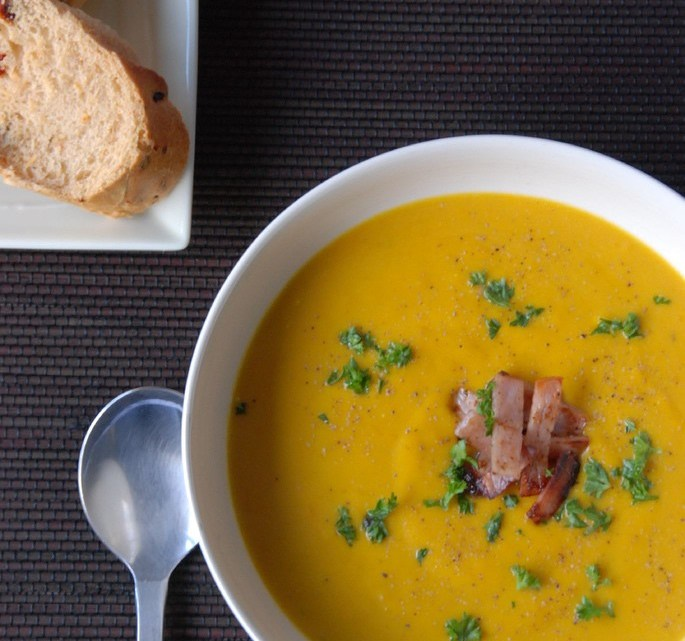 Marian's Pumpkin Soup Recipe