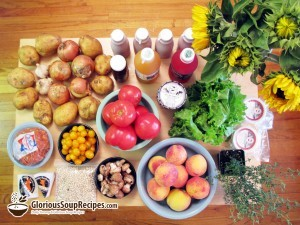 Recipe For Apple Bacon Tomato Soup