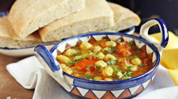 Recipe For Chickpea Soup II