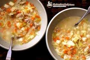 Recipe For Country Cabbage Soup