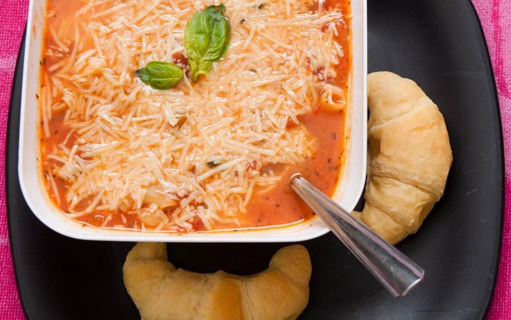 Minestrone Soup I recipe