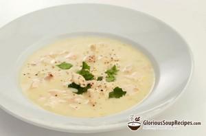Recipe For Cream of Chicken and Potato Soup