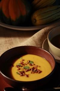 how to make squash and sweet potato soup glorious soup