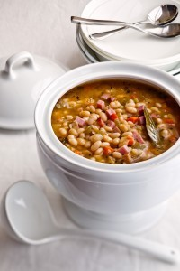 Recipe For Navy Bean Soup With Sirloin Tips