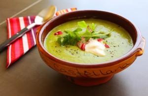 Recipe For Creamy Pea Soup