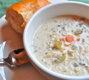 Wild Rice Soup III