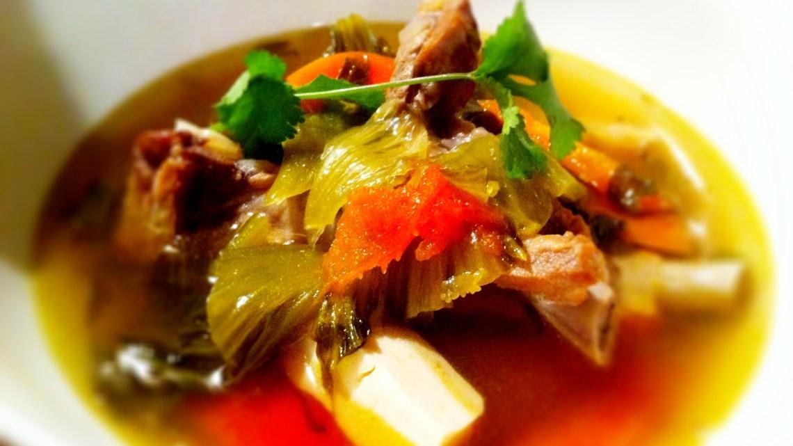 How To Make Duck Soup (Czarnina)