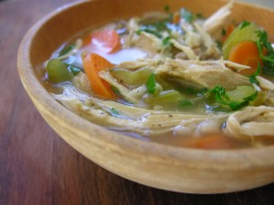 Lemony Turkey Rice Soup Recipe