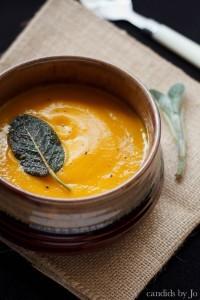 Gisela's Butternut Squash Soup