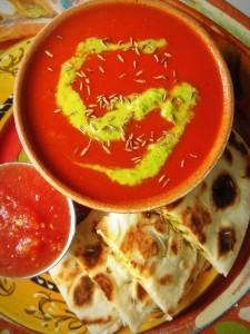 Recipe For Green Chili Tomato Soup