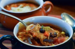 Recipe For Tex-Mex Turkey Soup
