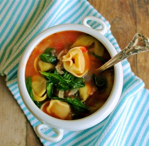 Recipe For Tortellini Soup II
