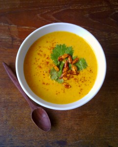 Recipe For Curried Pumpkin Soup