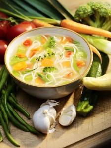 Recipe For My Momma's Easy Homemade Veggie Soup
