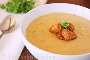 How To Make Cream of Onion and Potato Soup