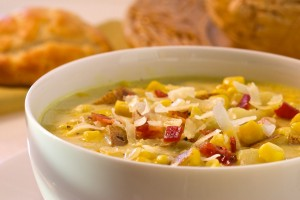 Cajun Corn Soup Recipe