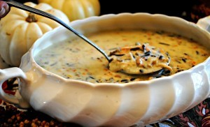 Recipe For Chicken and Wild Rice Soup