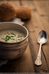 Cream of Jerusalem Artichoke Soup Recipe