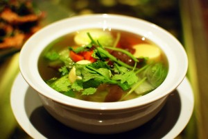 Chinese Spicy Hot And Sour Soup