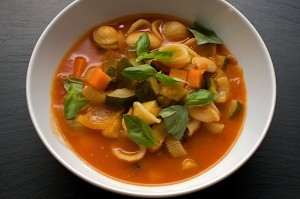 How To Make Italian Vegetable Soup