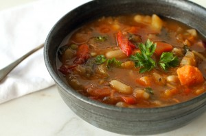 Recipe For Fast Vegetable Soup