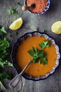 Recipe For Hearty Lentil Soup I