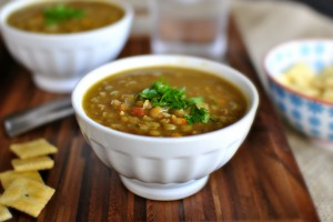 Recipe For Lentil Soup II
