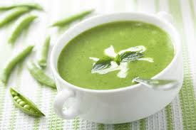 Image courtesy: Green Pea and Mint Soup