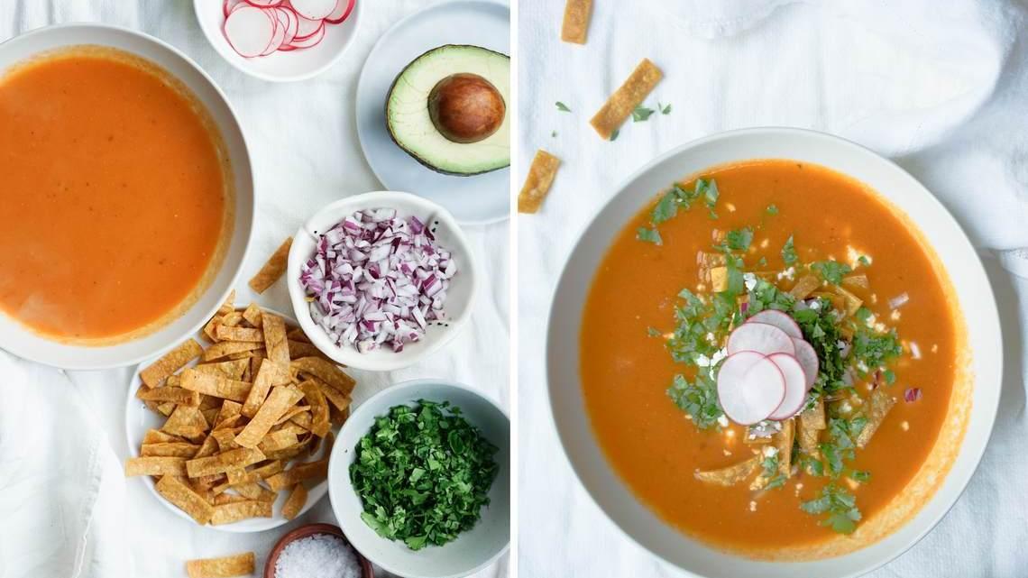 how to make soup recipe