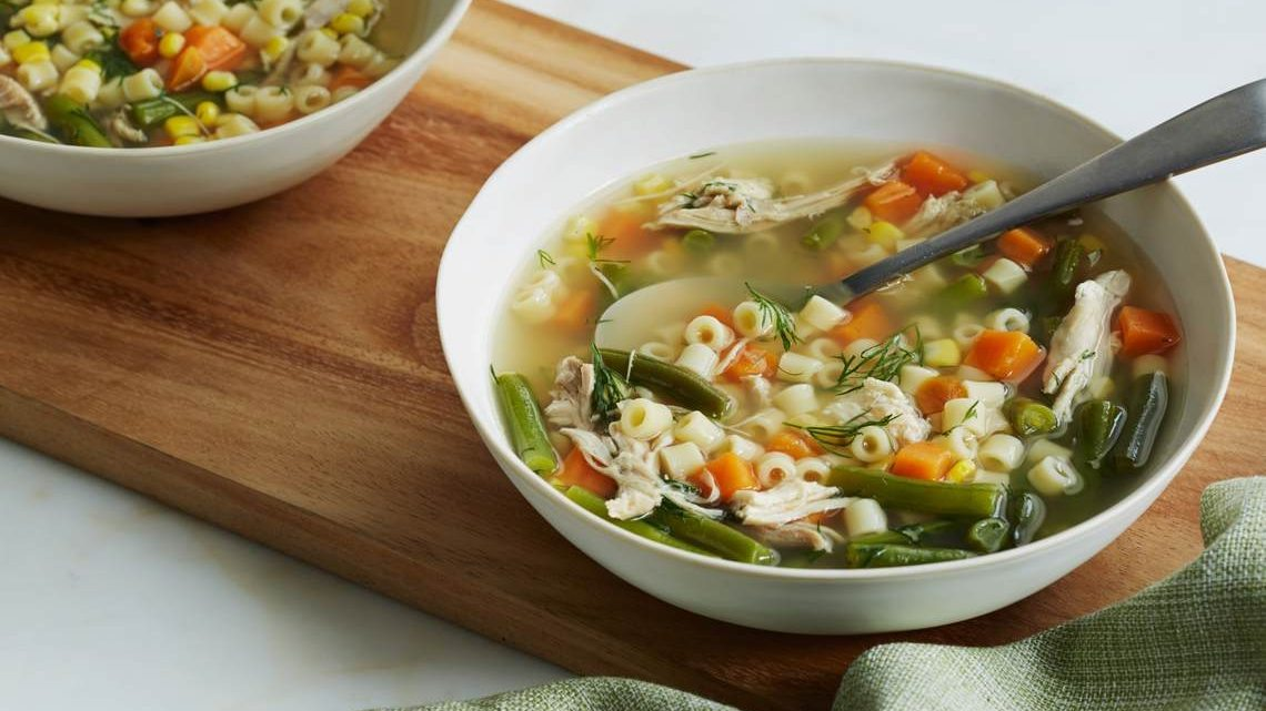 Day After Thanksgiving Turkey Carcass Soup Recipe