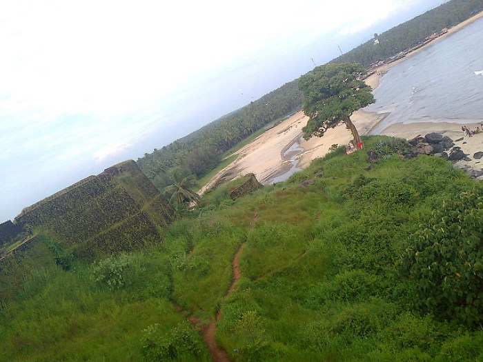 Beach view bekal