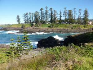 Kiama coastside