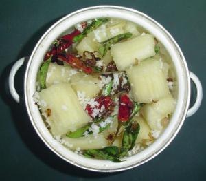 Tapioca snack recipes