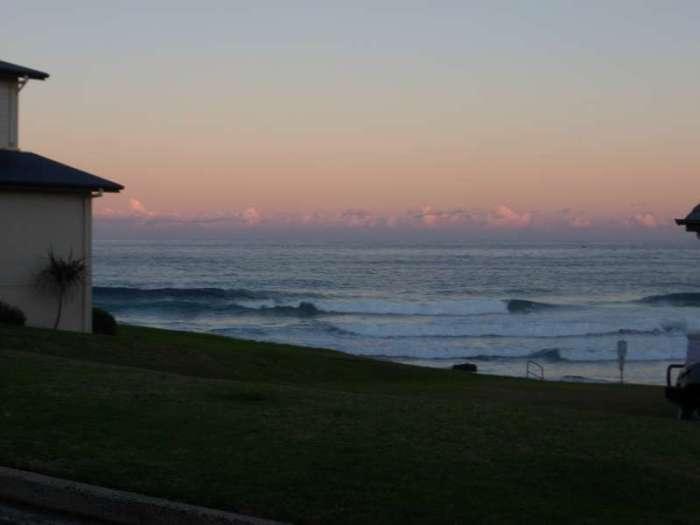 Sunset at Minnamura
