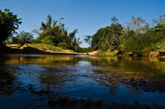 Hemavathi river Sakleshpur