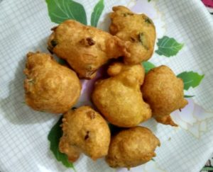 How to make bonda - 5-minute bonda recipe - evening snacks for a rainy day