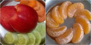 Vegetarian snack ideas and recipes