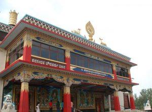 Golden Temple at kushal nagar