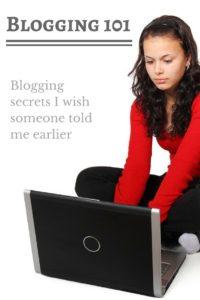 Blogging tips for beginners. Top blogging secrets I wish someone told me when I started blogging.