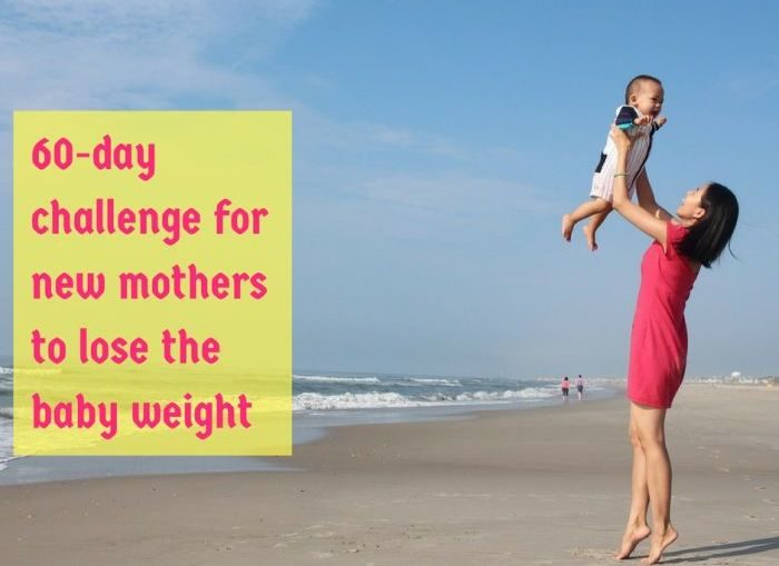Weight loss for new mothers