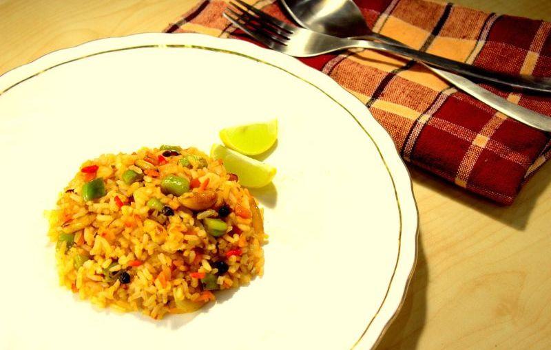 One pot veg rice recipes