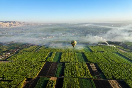 Luxor-Best places to enjoy hot-air balloon rides all around the world