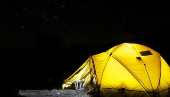 Tips for first-time campers
