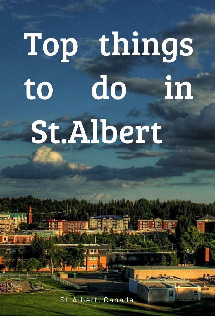 Top things to do in St.Albert, Canada