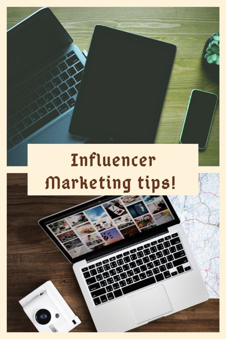 Influencer Marketing tips for bloggers!
