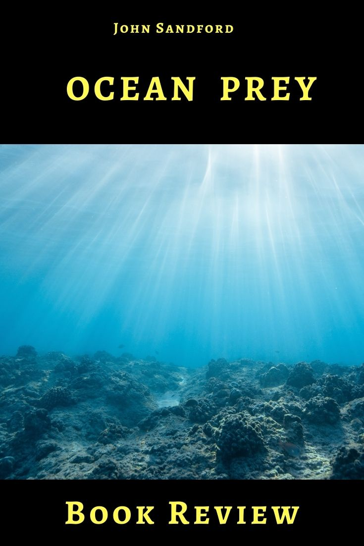 Ocean Prey - John Sandford, book review