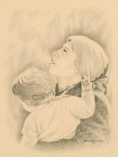 Mother's Prayer – Ps 141:2